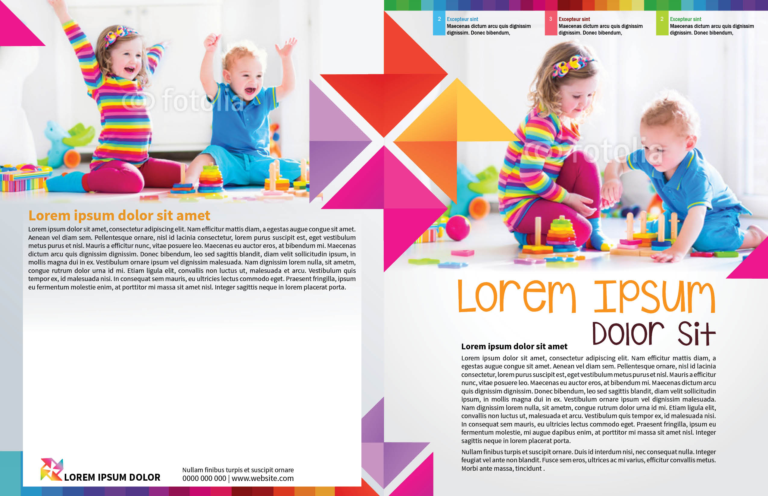 feed archives myindesign child day care newsletter template